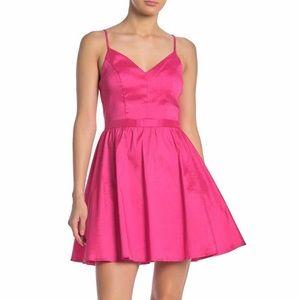 Hot Pink Mini Dress ❤️